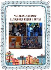 Selakova nagrada za najbolju knjigu o naučniku Mihajlu Idvorskom Pupinu, za 2014. godinu